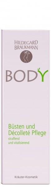 Body Büsten und Décolleté Pflege