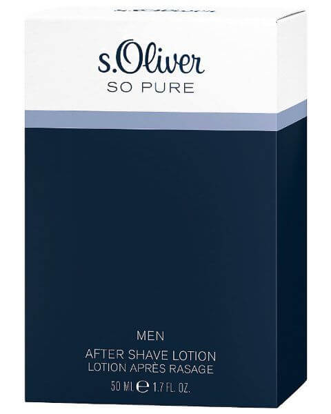 So Pure Men After Shave Lotion