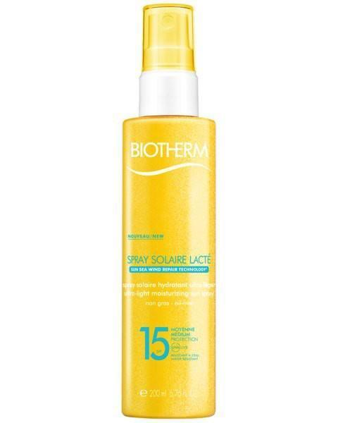 Sonnenpflege Spray Solaire Lacte LSF 15