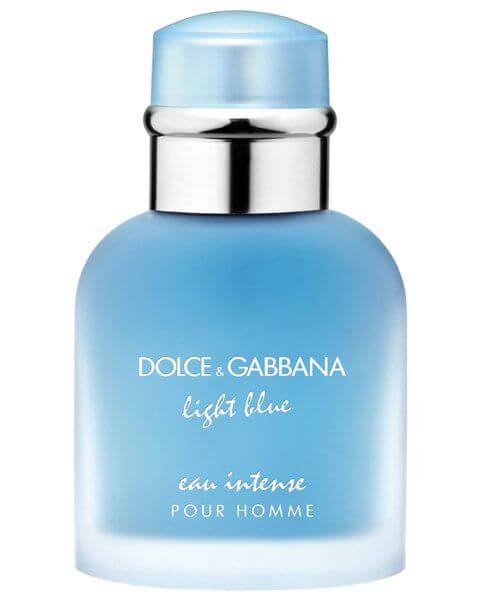 Light Blue pour Homme Eau Intense EdP Spray