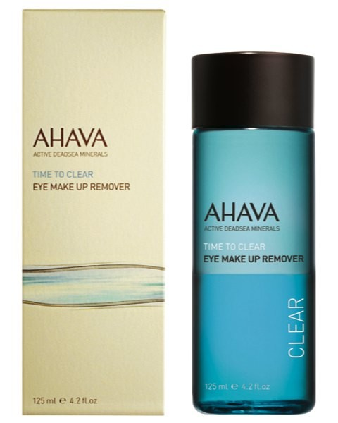 Time To Clear Eye Make Up Remover