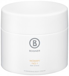 Woman No. 1 Shimmering Body Cream