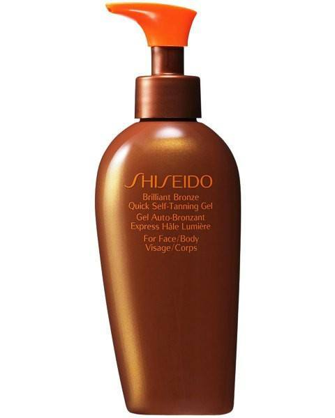 Self Tan Sun Care Brilliant Bronze Quick Self-Tanning Gel