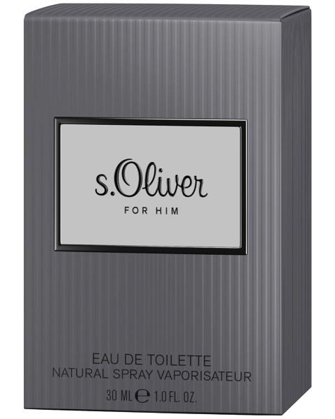 For Him Eau de Toilette Spray