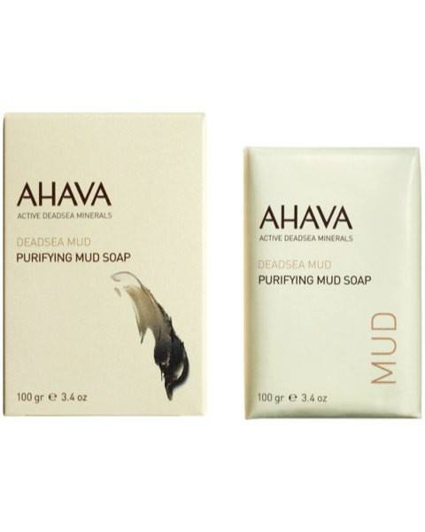 Deadsea Mud Purifying Mud Soap