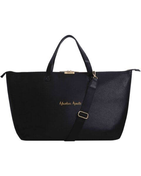 Reisetaschen Weekend Bag Black
