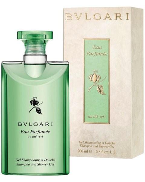 Eau Parfumée au Thé Vert Shampoo and Shower Gel