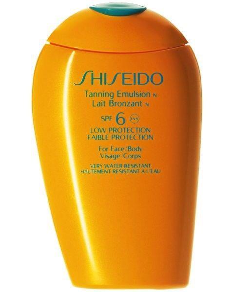Sonnenschutz Sun Care Tanning Emulsion SPF 6