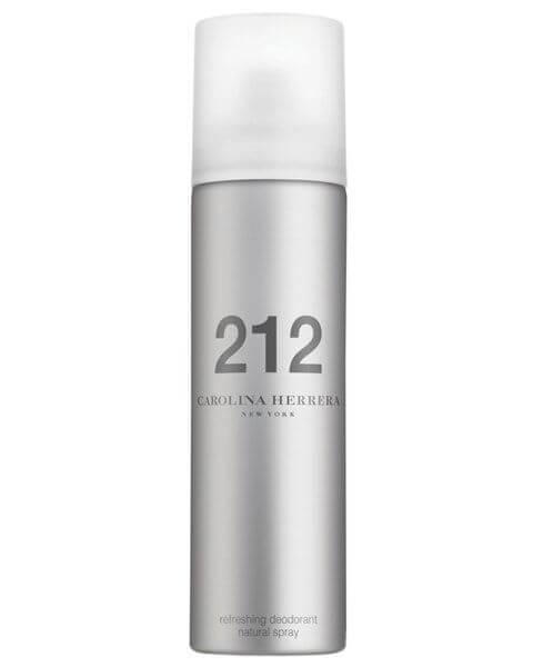 212 Women Deodorant Spray