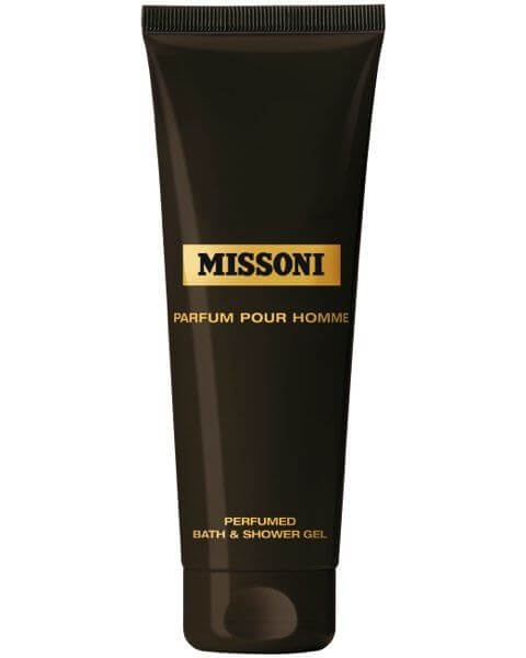 Missoni pour Homme Bath & Shower Gel