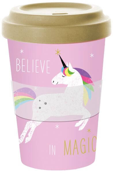 Wohndekoartikel Travel Mug Believe in Magic