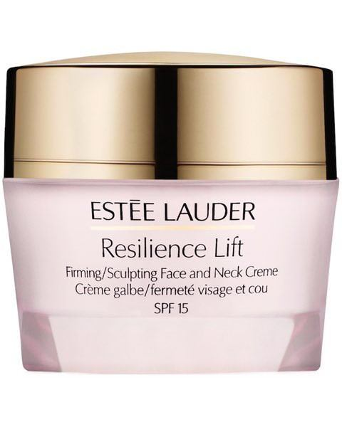 Gesichtspflege Resilience Lift Face and Neck Creme SPF 15 Dry Skin