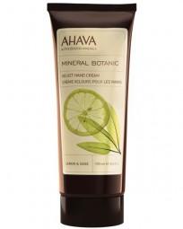Mineral Botanic Velvet Hand Cream Lemon & Sage