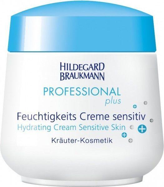 Professional Feuchtigkeits Creme sensitiv