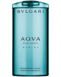 Aqva pour Homme Marine Shampoo and Shower Gel