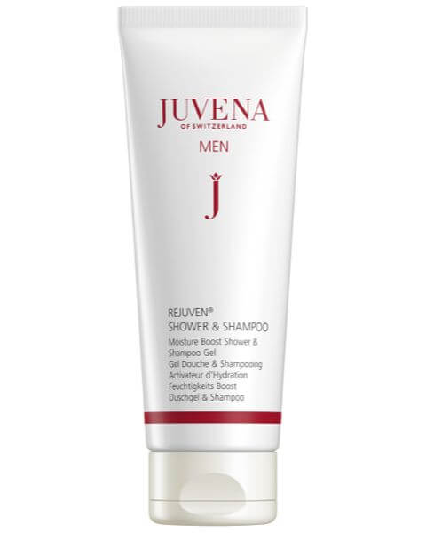 Rejuven Men Moisture Boost Shower & Shampoo Gel