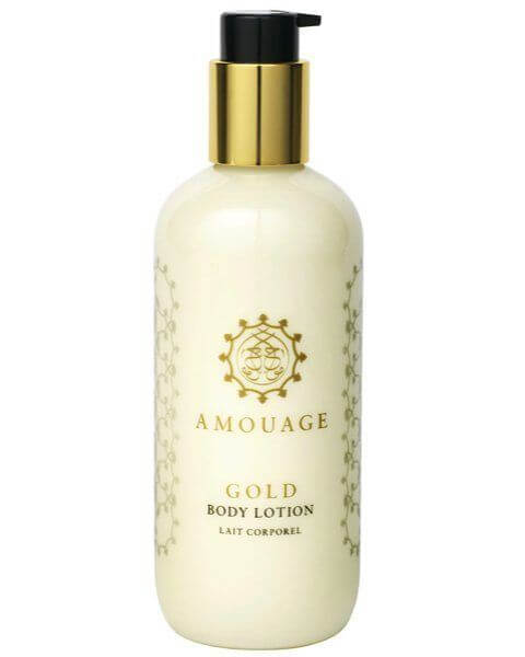 Gold Woman Bodylotion