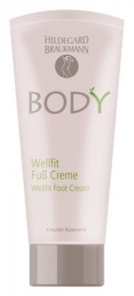 Body Wellfit Fuß Creme