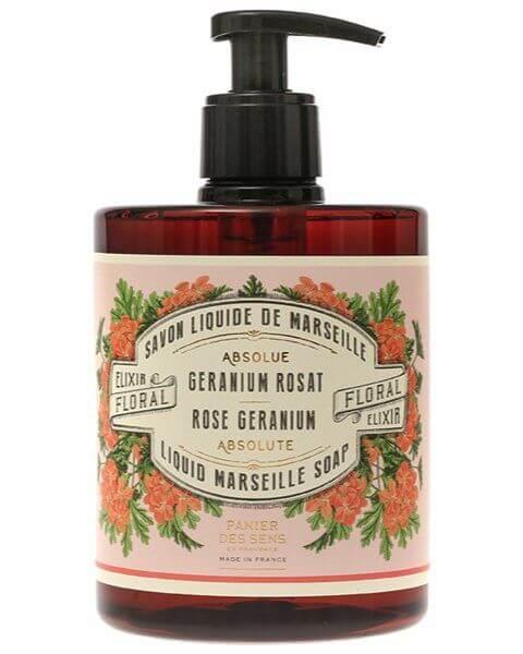 Rosengeranie Rose Geranium Liquid Marseille Soap