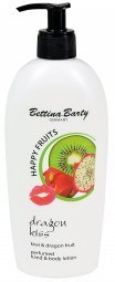 Happy Fruits Bodylotion Kiwi-Dragonfruit