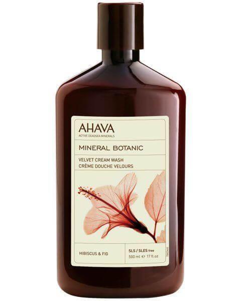 Mineral Botanic Velvet Cream Wash Hibiskus & Feige