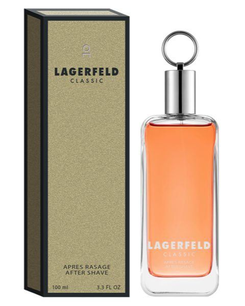 Lagerfeld Classic After Shave