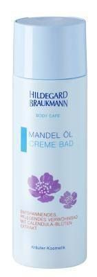 Body Care Mandel Öl Creme Bad