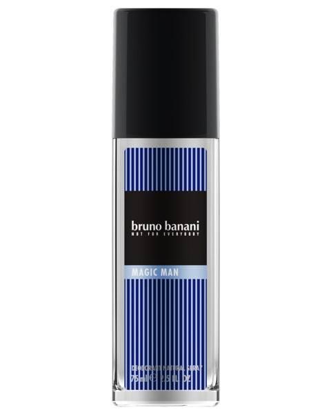 Magic Man Deodorant Natural Spray