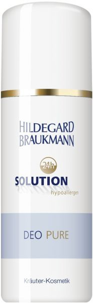 24h Solution Deodorant Pure Roll-On