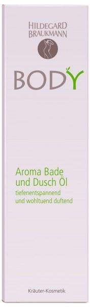 Body Aroma Bade und Duschöl