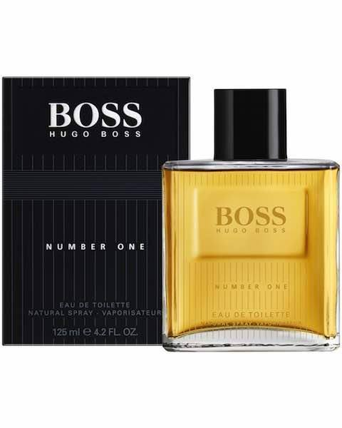 Boss Number One Eau de Toilette Spray