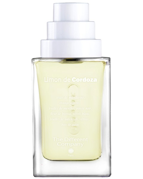 Limon de Cordoza EdT Refillable Spray