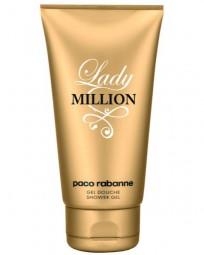 Lady Million Shower Gel