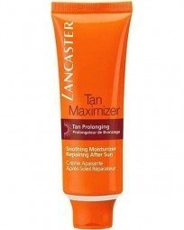 After Sun Tan Maximizer Soothing Moisturizer Face