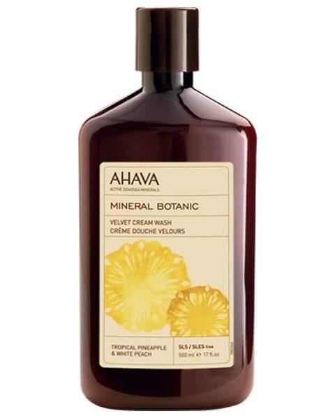 Mineral Botanic Velvet Cream Wash Tropical Pineapple & White Peach