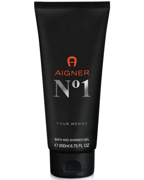 No. 1 Bath and Shower Gel