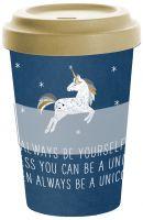 Wohndekoartikel Travel Mug Always Be a Unicorn