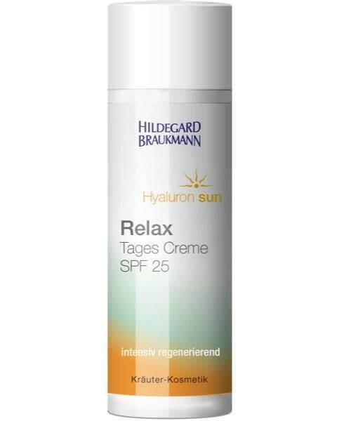 Limitierte Editionen Hyaluron Sun Relax Tages Creme SPF 25