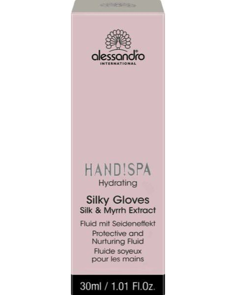 Hand!Spa Hydrating Silky Gloves
