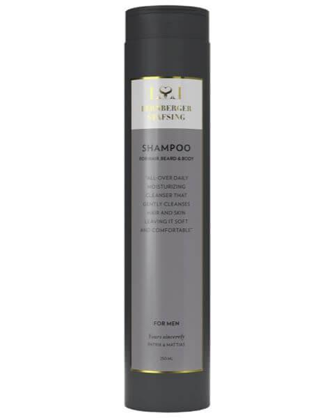 For Men Shampoo for Hair, Beard & Body
