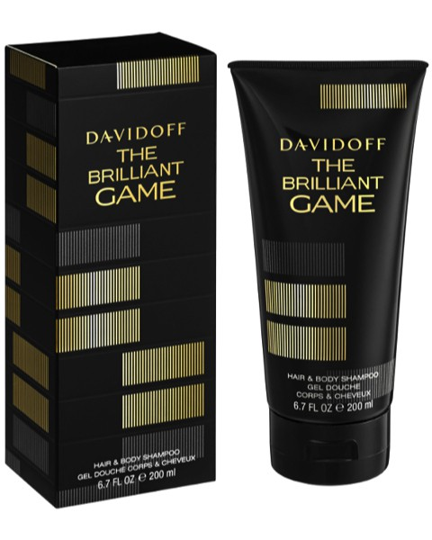 The Brilliant Game Hair & Body Shampoo