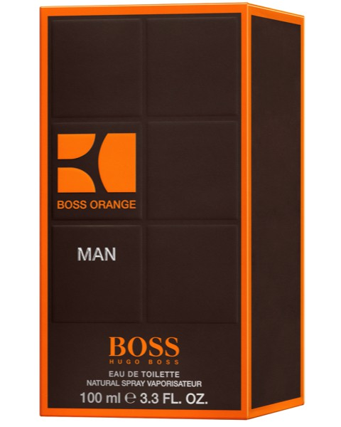 Boss Orange Man Eau de Toilette Spray