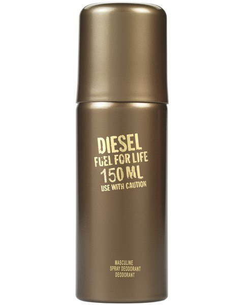 Fuel for Life Homme Deodorant Spray