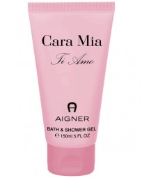 Cara Mia Ti Amo Bath & Shower Gel