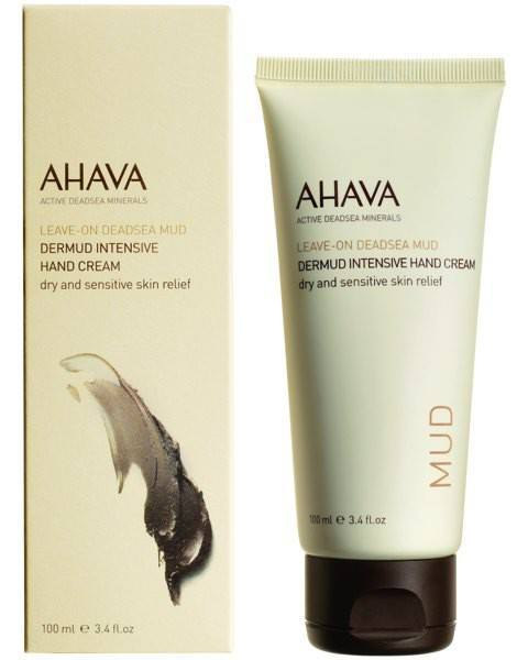 Leave-On Deadsea Mud Dermud Intensive Hand Cream