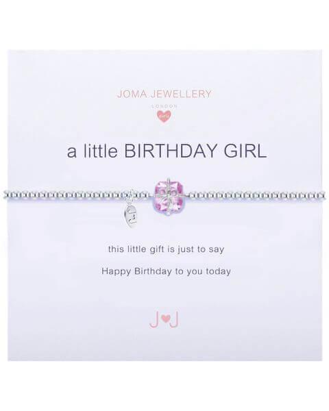 Armbänder A Little - Birthday Girl