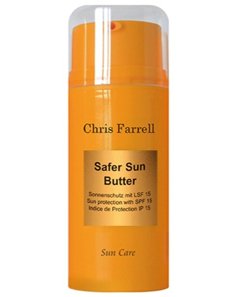 Sun Care Safer Sun Butter