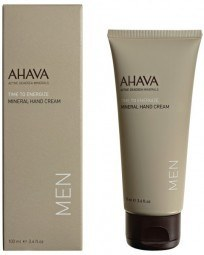 Time To Energize Men Mineral Hand Cream