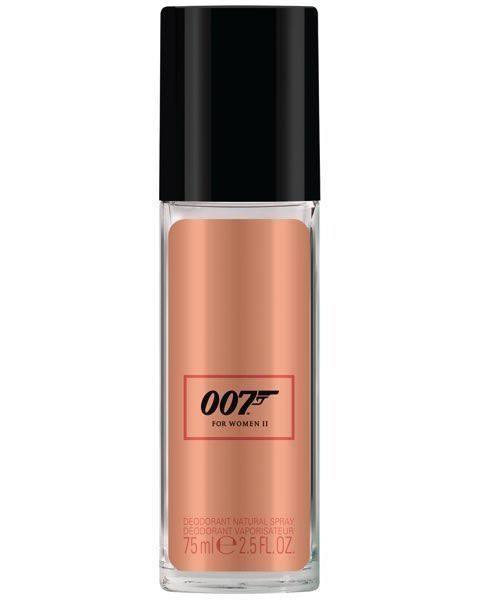 007 for Women II Deodorant Spray