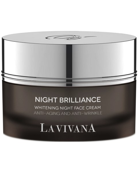 Night Brilliance Whitening Night Face Cream